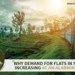Why demand for flats in Solan is increasing at an alarming rate?